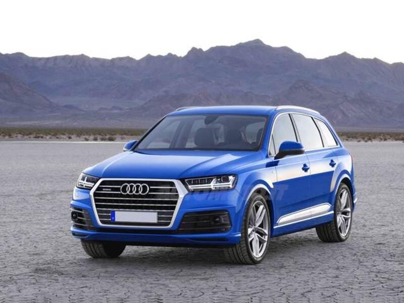 Audi Q7 3.0 TFSI quattro tiptronic Business