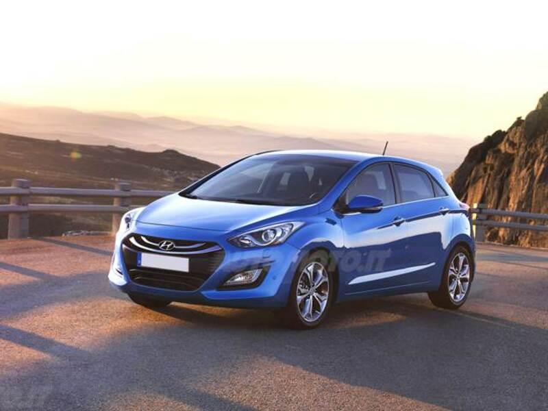 Hyundai i30 1.6 CRDi 136 CV 5p. Style