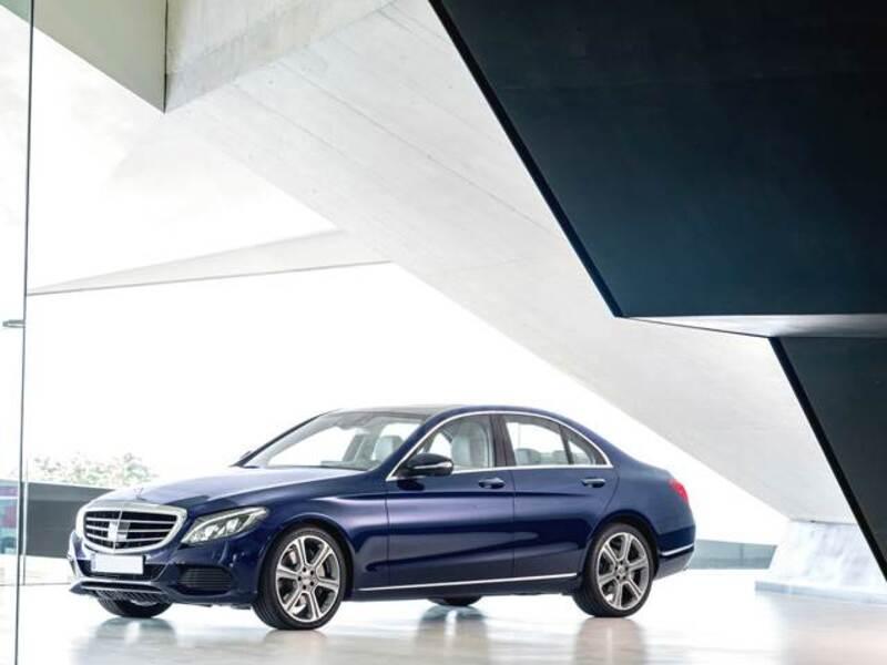 Mercedes-Benz Classe C 220 d Auto Executive