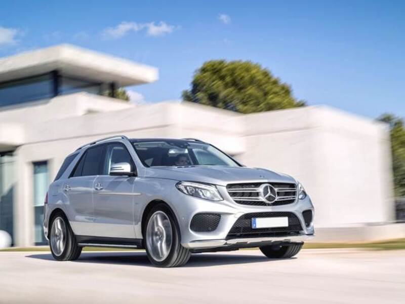 Mercedes-Benz GLE 400 4Matic Premium