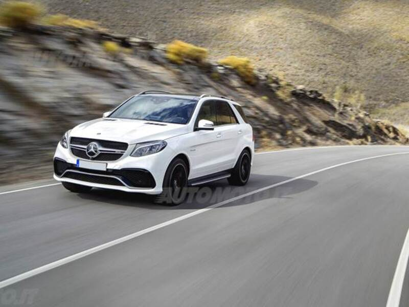 Mercedes-Benz GLE 63 S 4Matic AMG