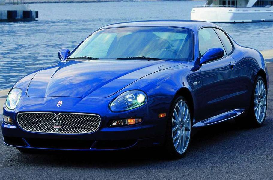 Maserati granturismo 2005