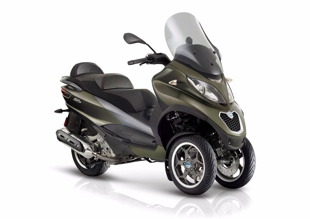 Piaggio MP3 500 ie Business LT (2017 - 18) (4)