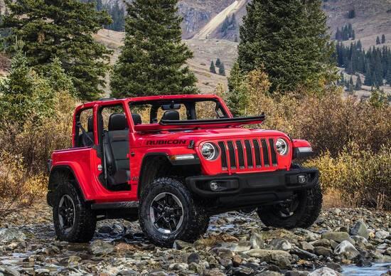 Jeep Wrangler, la lenta evoluzione della specie