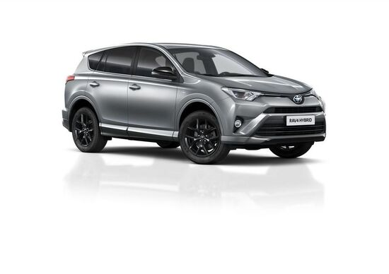Toyota RAV4 Hybrid, le novità del model year 2018
