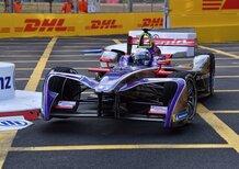 Formula E, ePrix di Hong Kong: vince Bird