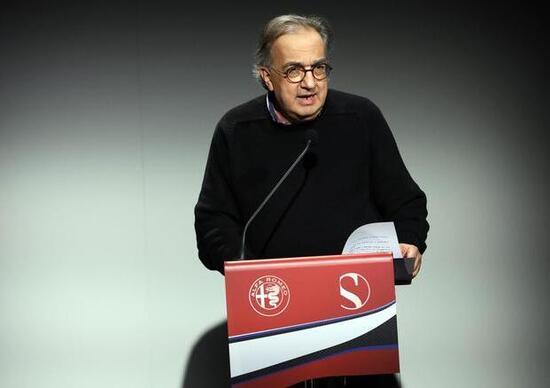 F1, Marchionne: «Il dialogo sul futuro della Ferrari è in evoluzione»