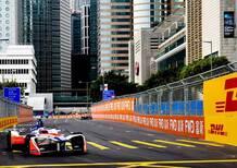 Formula E, ePrix di Hong Kong: pole per Rosenqvist