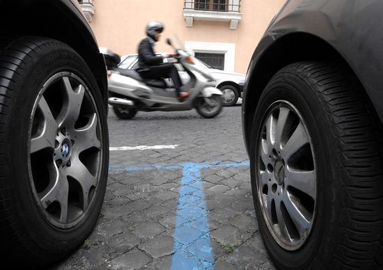 Parcheggi troppo vicino? Commetti reato