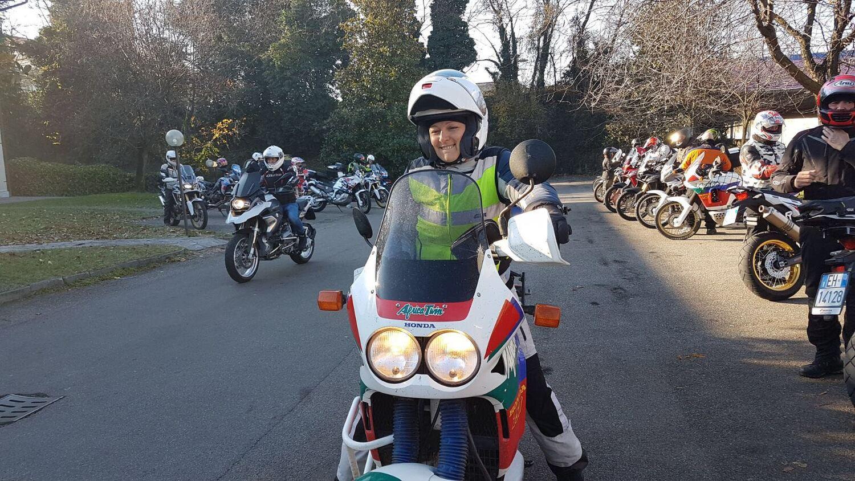 """Test ride """"Winter on track"""" con Africa Twin e X-ADV, domenica 3 a Legnano"""
