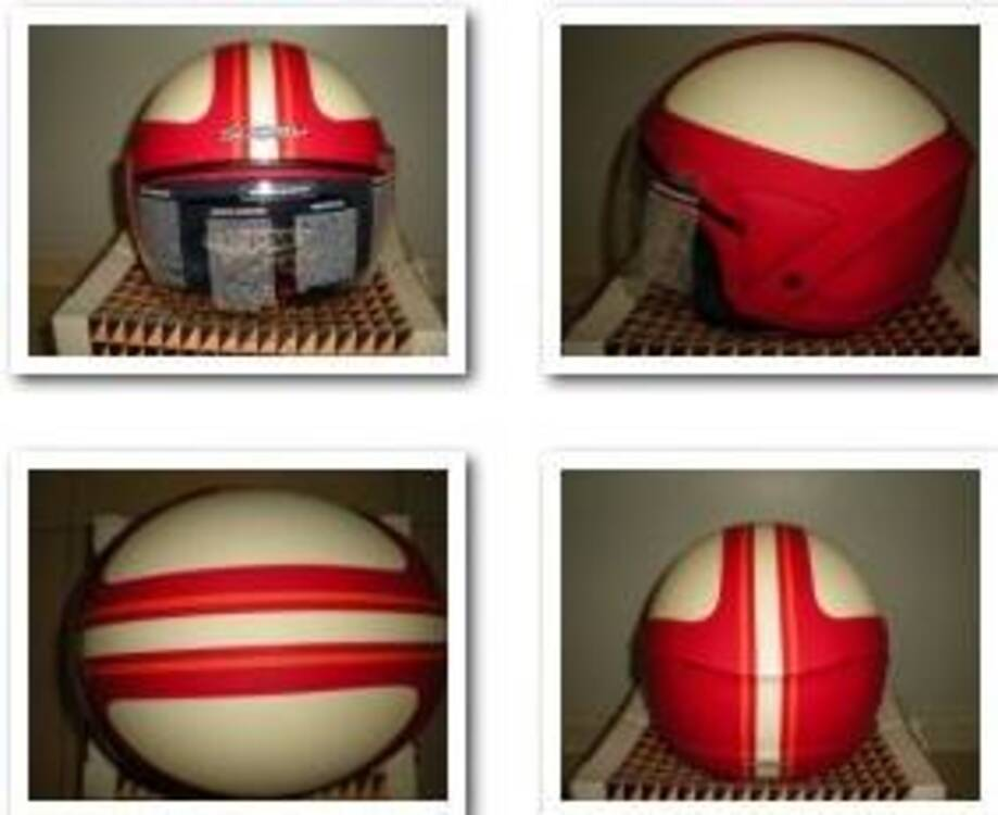 Casco Suomy Light Retrò