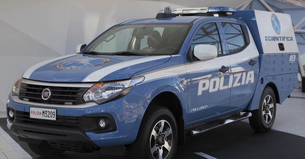 FCA: primo Fullback alla Polizia Scientifica