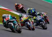 Dunlop fornitore unico per Moto2 e Moto3 fino al 2020