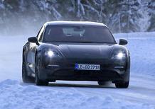 Porsche Mission E, continuano i test per la 100% EV di Zuffenhausen