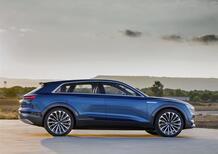 Enel insieme a VW Italia: per i servizi ricarica inclusi con Audi e-tron