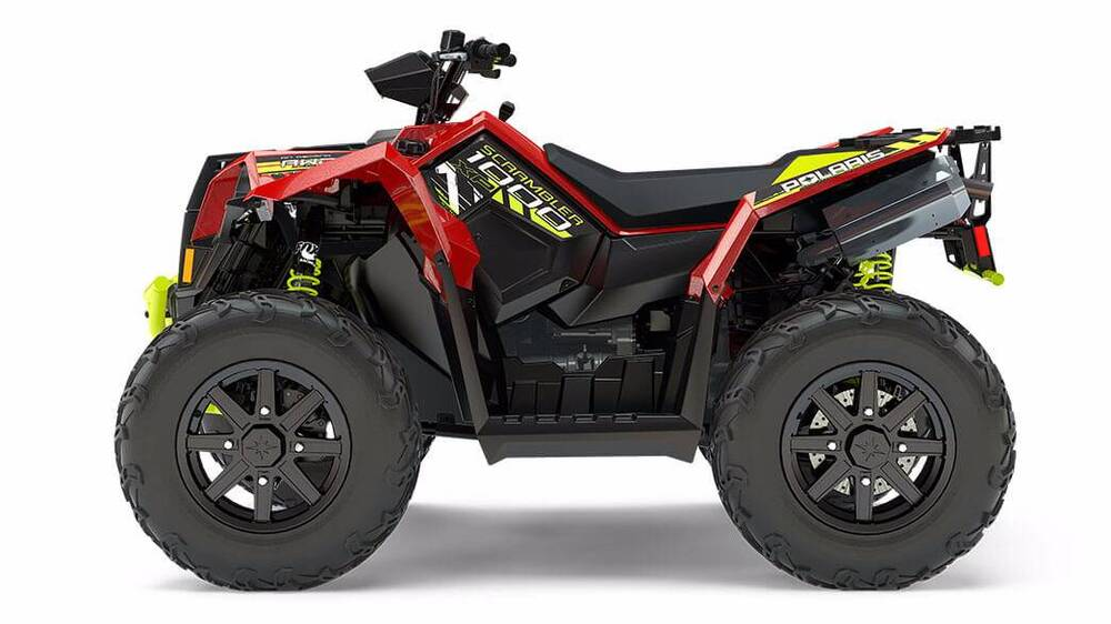 Polaris Scrambler 1000 XP EPS (2015 - 19) (2)