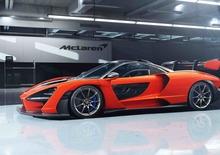 P15 Senna: ecco la nuova Ultimate Series McLaren