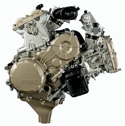 Il Ducati 1199 e il successivo 1299 sono motori estremi e possono essere considerati quanto di più evoluto è mai stato fatto nel campo dei motori bicilindrici. Con le  elevate cilindrate unitarie in gioco non è facile arrivare a potenze specifiche come quella raggiunta dalla versione superbike (oltre 180 CV/litro!)
