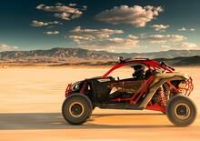 Can-am Maverick X-3 Turbo, costruito per gli amanti della sabbia