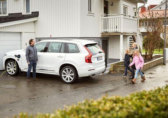 Volvo, la guida autonoma è un affare... di famiglia