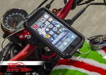 Free Spirits: supporto smartphone Triumph Bonneville SE