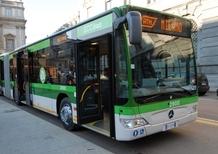 Trasporto pubblico: gli italiani lo usano meno