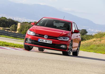Volkswagen Polo GTI, comoda sportiva [Video]