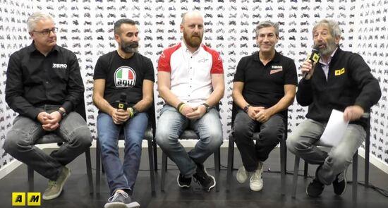 Morat, Varese, Casteller e Corsi intervistati da Nico
