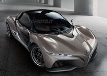 Yamaha Sports Ride concept: l'auto che vuole fare la moto