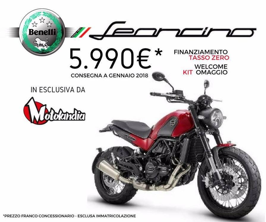 Benelli Leoncino 500 ABS (2017 - 19)