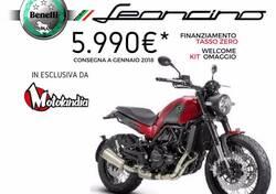 Benelli Leoncino 500 ABS (2017 - 18) usata