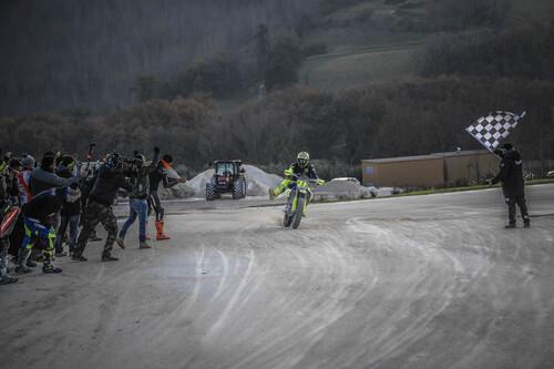 Morbidelli e Pasini vincono la 100 km dei Campioni al Ranch di Rossi (3)