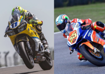 Roccoli e Gamarino, piloti Supersport verso il 2018