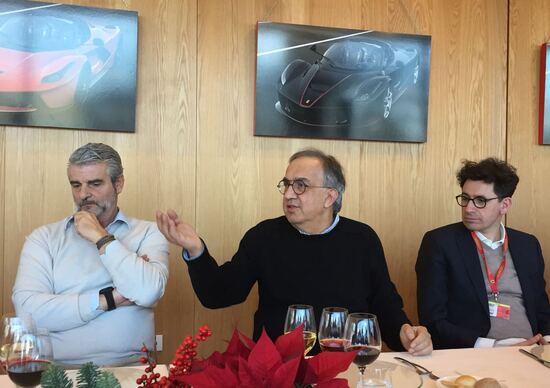 Ferrari e F1, Marchionne alza i toni: dopo il 2021 possibile altro campionato