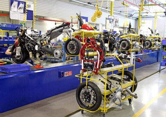 MV Agusta acquisisce il 25% da Mercedes AMG e finanzia la piattaforma 4 cilindri