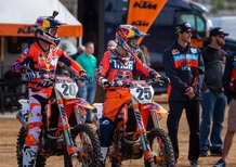 KTM Supercross: il nuovo team USA e la 450 Factory Edition