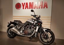 Yamaha VMAX: da MotoShop l'ultimo esemplare in Europa