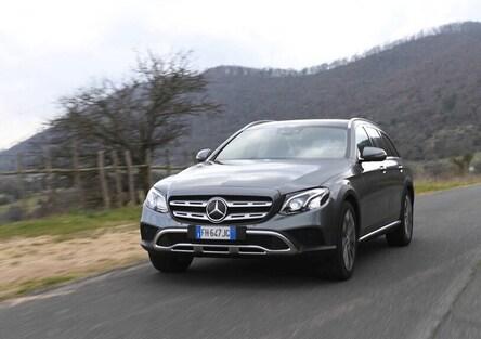 Mercedes Classe E All-Terrain | C'è tutto... e poi c'è ancora di più! [Video]