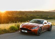 Aston Martin: raffica di richiami negli USA