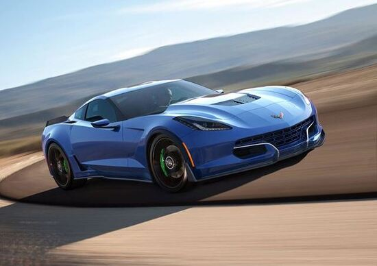 Genovation GXE, debutto al CES per la Corvette elettrica