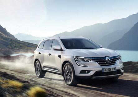 Renault Koleos | L'abbiamo letteralmente gettata nel fango [Video]