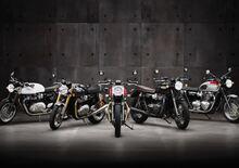 Triumph Bonneville 2016: la storia dei nuovi motori (Video)