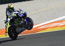 MotoGP, Valencia 2015: Valentino Rossi ad Ezpeleta: Te l'avevo detto...