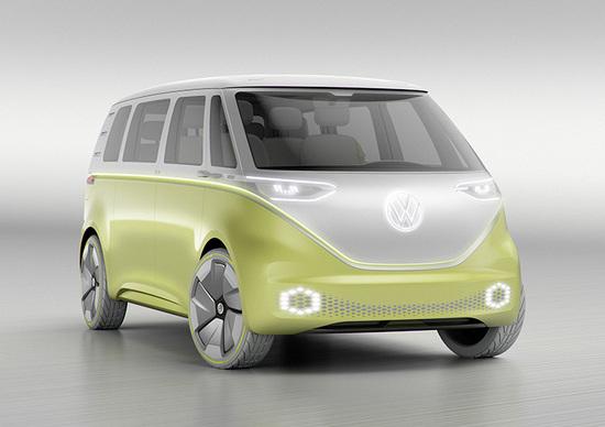 Volkswagen, l'intelligenza artificiale è firmata Nvidia