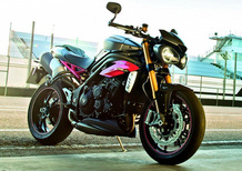 Triumph Speed Triple 1050 R ABS (2016 - 17)