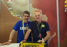 Dakar 2018. Roger Valencia, Perù, Turismo e Dakar, l'artefice [Video]