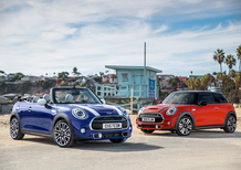 Mini restyling 3, 5 porte e cabrio, debutto a Detroit [Video]