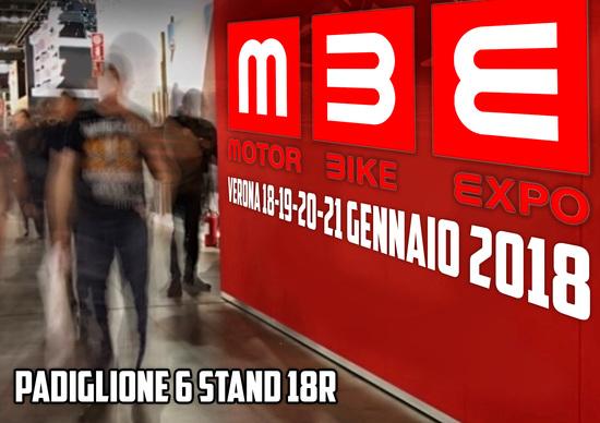 Cremona Circuit al Motor Bike Expo. Sconti del 10% allo stand