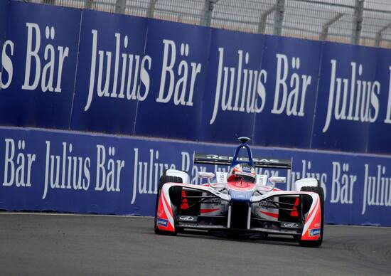Formula E, ePrix di Marrakech: vince Rosenqvist