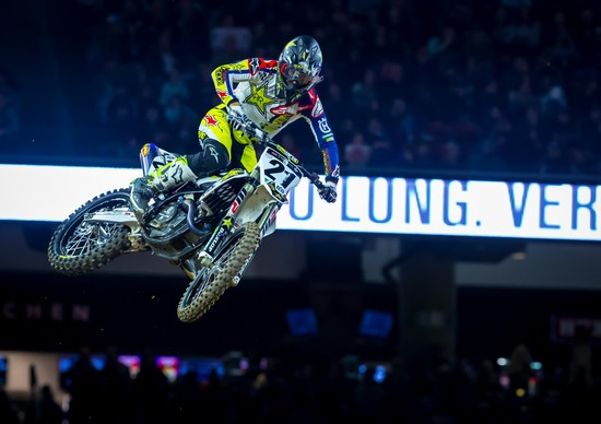 Supercross 2018, Houston: vince Anderson, Musquin out!